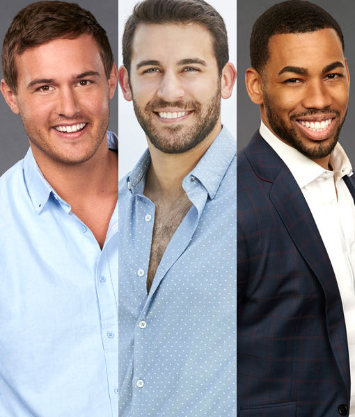 The New Bachelor Is...