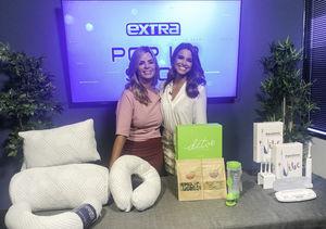'Extra's' Pop-Up Shop: Bamboo Pillows, Detox Bundles, and Electronic…