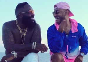 Rick Ross Praises Swizz Beatz on His $20-Million Real Estate Purchase