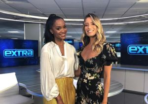 #RachelLindsay stopped by to dish on her new show @mtvghosted