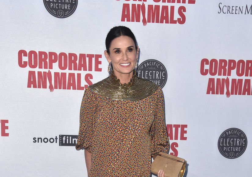 Demi Moore Talks 'Inside Out' Memoir: 'It's Really Centered in My…