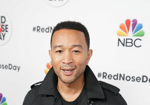 John Legend on 'The Voice' and Prison Reform, Plus: Gwen Talks Blake…
