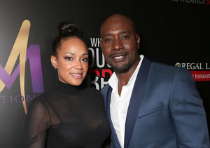 Morris Chestnut Reveals the Key to His 25-Year Marriage