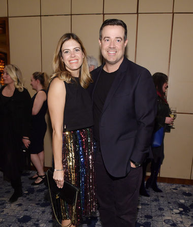 Carson Daly & Wife Siri Expecting Baby #4