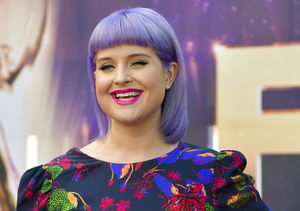 Kelly Osbourne on Mom Sharon's Recent Plastic Surgery: 'If It Makes Her…