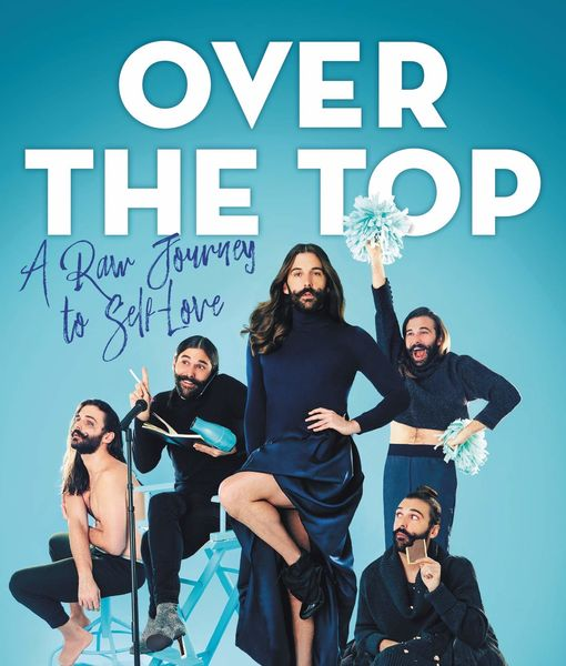 'Queer Eye's' Jonathan Van Ness Comes Out as HIV Positive