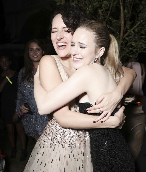 Pics! Stars at the Emmy After-Parties