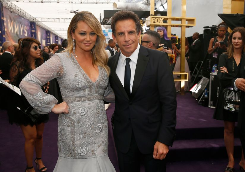 Ben Stiller & Christine Taylor Spark Reconciliation Rumors at Emmys 2019
