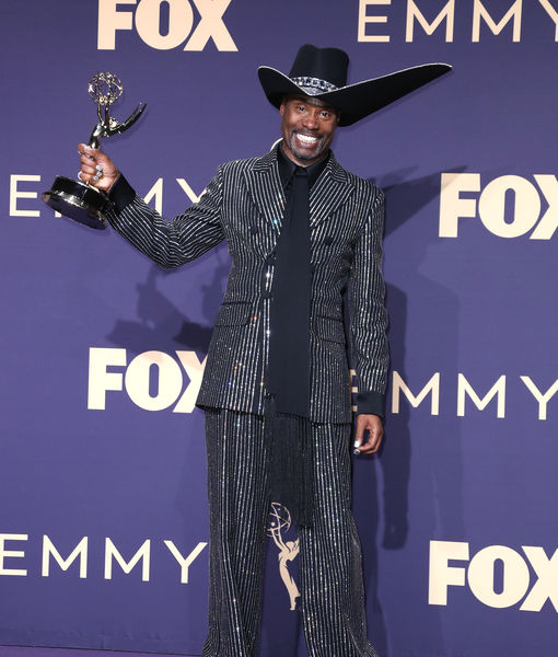 Billy Porter's Emotional Reaction to His Emmy Win