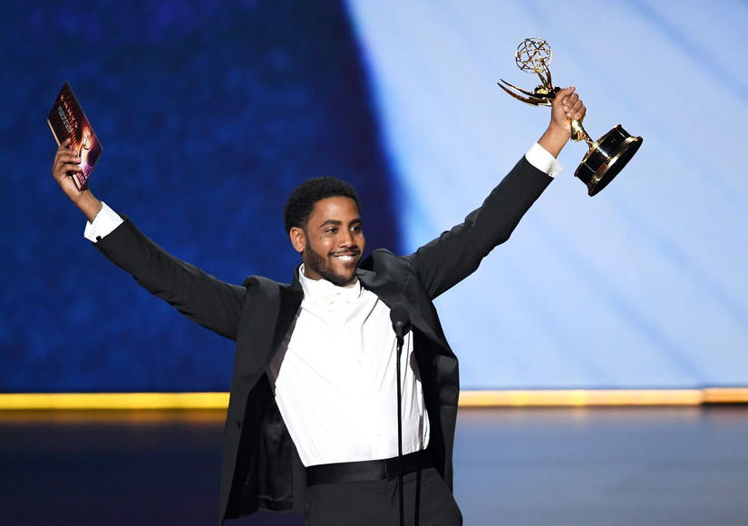 Jharrel Jerome's Mom Is Beyond Proud: 'I Can't Even Put It into Words'