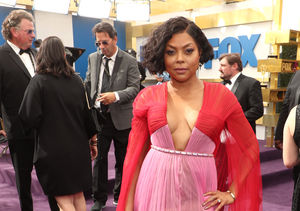 Taraji P. Henson Reveals Her Wedding Dress Designer