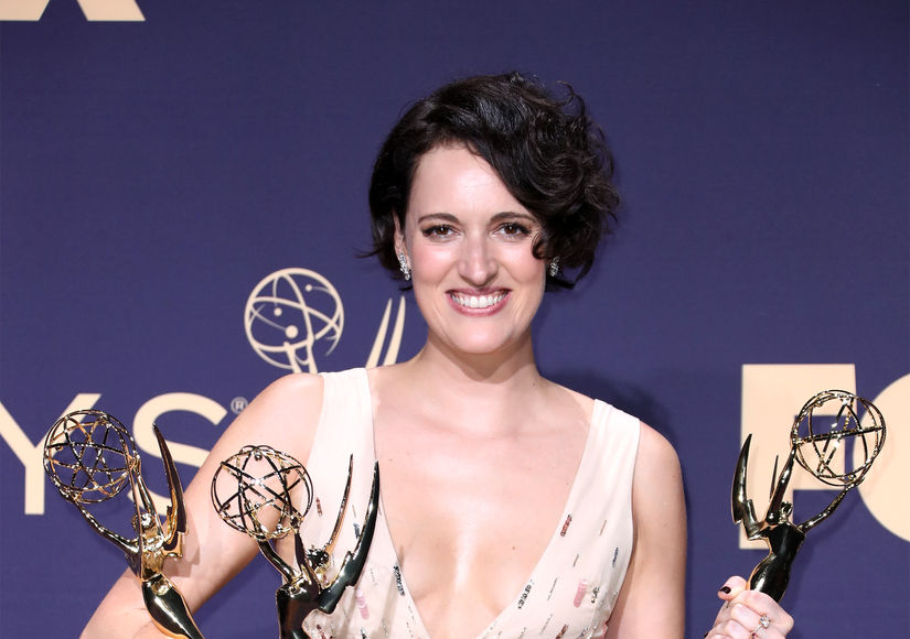 Phoebe Waller-Bridge Reveals Who She Was Excited to Meet at Emmys 2019