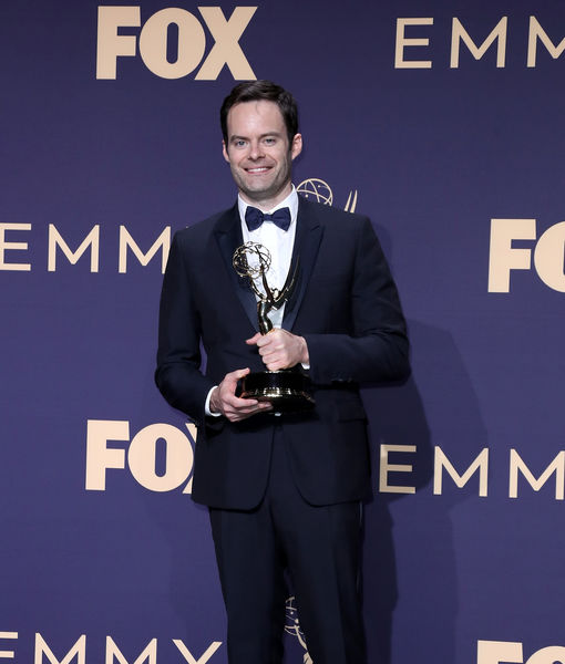 How Bill Hader Got Ready for the Emmys