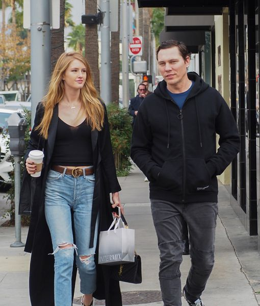 DJ Tiësto Marries Much Younger Model GF | ExtraTV.com
