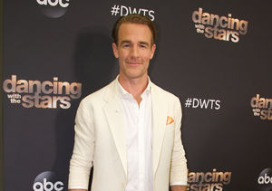 James Van Der Beek Talks Daughter's Edgy Haircut