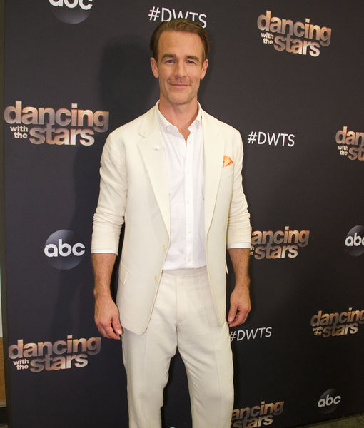 Total Transformation! James Van Der Beek Reveals How 'Dancing with the Stars' Changed His Body