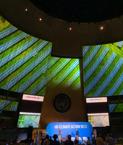 Verizon Gives United Nations Realistic View of Climate Change Using…