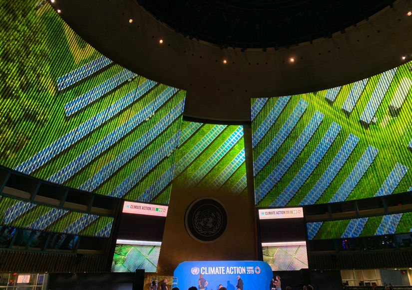 Verizon Gives United Nations Realistic View of Climate Change Using Groundbreaking Tech