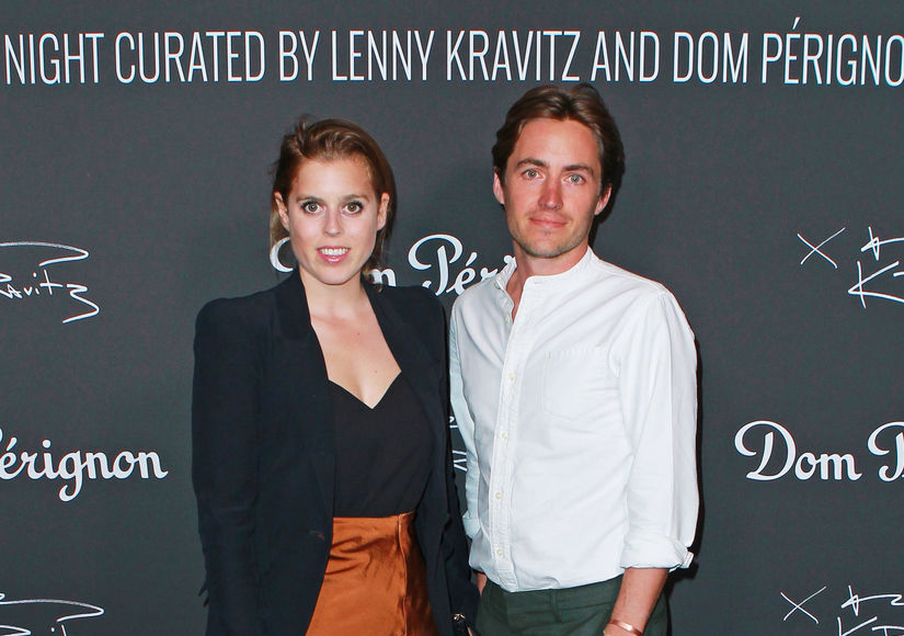 Princess Beatrice Engaged To Edoardo Mapelli Mozzi See Her