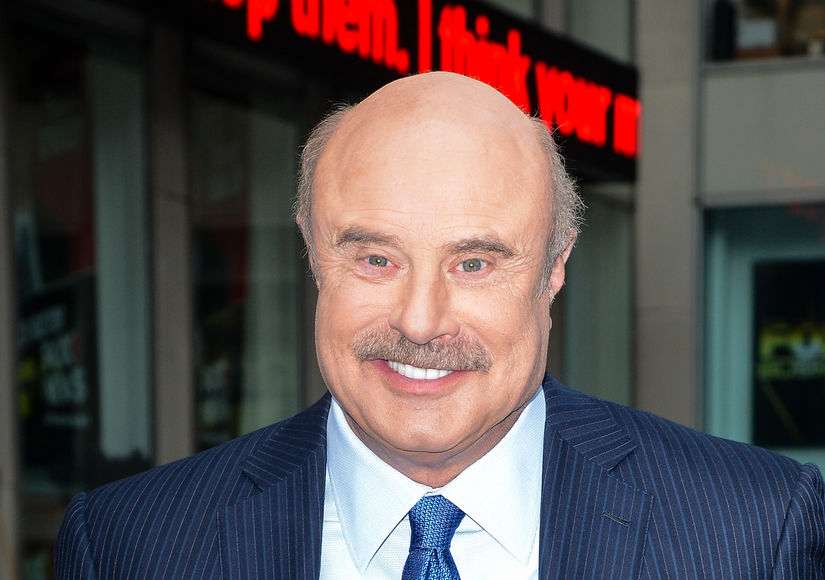 Dr. Phil's Advice for People Staying Home During Coronavirus Outbreak