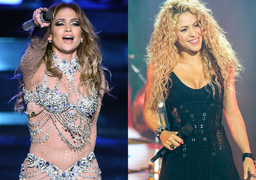 Jennifer Lopez & Shakira to Headline Super Bowl Halftime Show