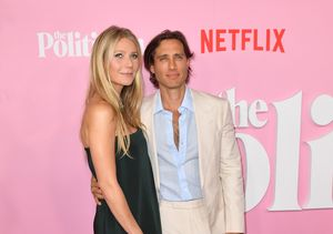 Gwyneth Paltrow & Brad Falchuk Talk Working Together and Moving in Together