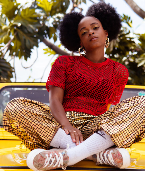 Lila Iké on Her Reggae Influences and 'Where I'm Coming From' Success