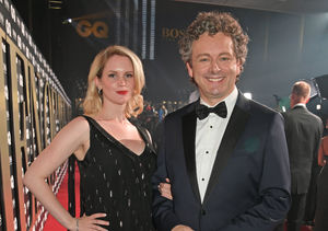 Michael Sheen Welcomes Baby Girl with Much Younger GF