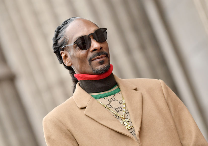 Snoop Dogg's 10-Day-Old Grandson Dies