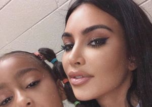 Kim Kardashian Shows Off New North Pics