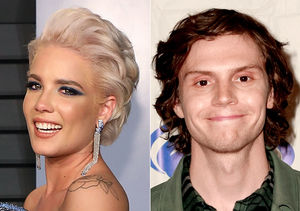 Is Halsey Dating Emma Roberts' Ex, Evan Peters?