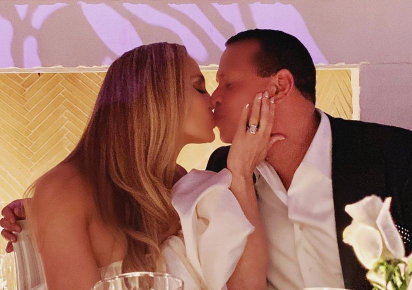 Inside J.Lo & A-Rod's Romantic Engagement Party
