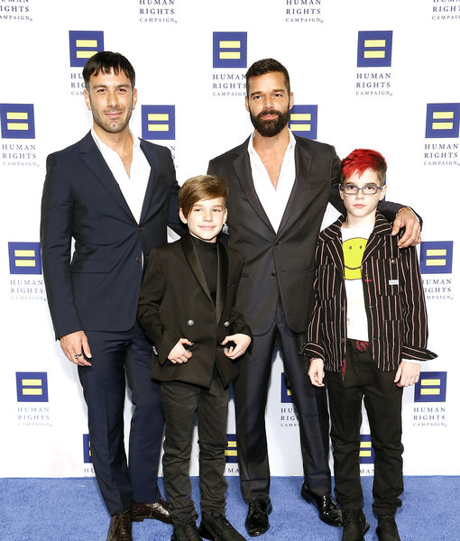 Ricky Martin & Jwan Yosef Expecting Again