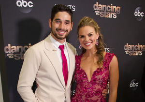 Hannah Brown & 'Dancing with the Stars' Partner Alan Bersten Take On…