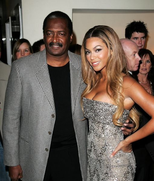 Mathew Knowles on Breast Cancer Diagnosis, Plus: He Breaks News About Destiny's Child