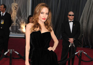 Angelina Jolie Reveals the Backstory on Her Famous Oscar Dress