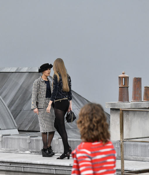 Chanel Runway Crasher Confronted by Gigi Hadid Speaks Out