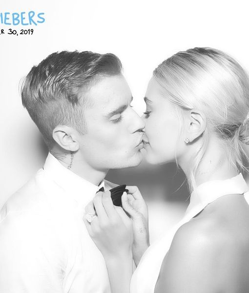 First Wedding Pics from Justin & Hailey Bieber's Big Day