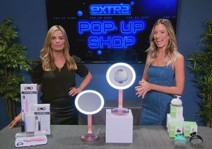 'Extra's' $25-or-Less Pop-Up Shop: Sonic Toothbrushes, LED Mirrors, and More