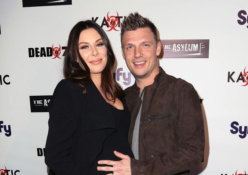 Nick Carter & Wife Lauren Welcome Baby #2