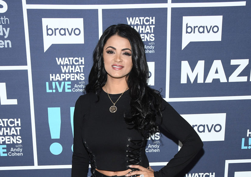 Single and Pregnant! Golnesa 'GG' Gharachedaghi Announces She's Expecting