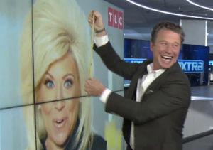 Billy Organizes a Blonde Bump-Off!