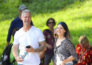 New Couple! Lana Del Rey Is Dating Reality Star Sean 'Sticks' Larkin