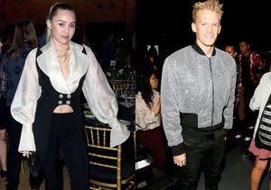 New Boyfriend? Miley Cyrus Spotted Making Out with Longtime Pal Cody Simpson