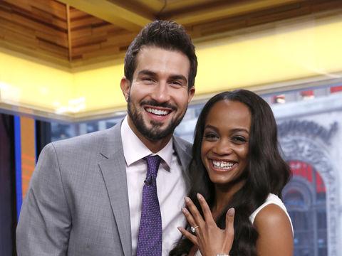 Rachel Lindsay & Bryan Abasolo on Wedding Mishaps… and One Mini-Disaster