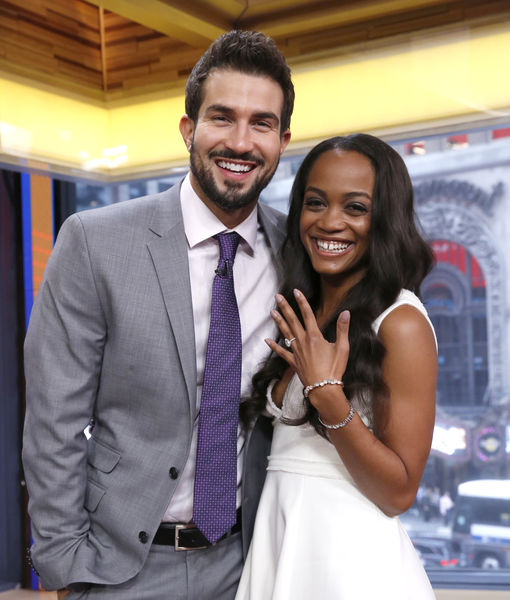 Rachel Lindsay & Bryan Abasolo on Wedding Mishaps… and One Mini-Disaster