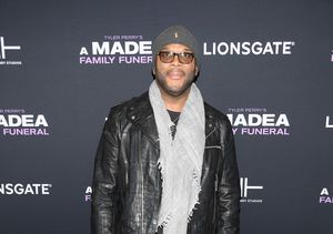 Tyler Perry Knows How to Make 'A Fall from Grace' Co-Star Cicely Tyson Feel…
