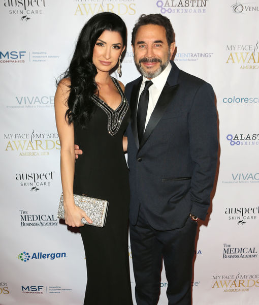 Dr. Paul Nassif Marries Much Younger Fiancée Brittany
