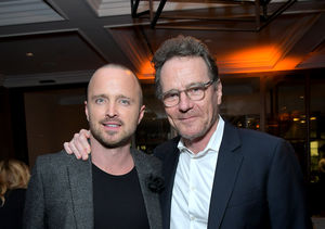 Aaron Paul Talks Bryan Cranston's Possible Involvement in 'El Camino: A…