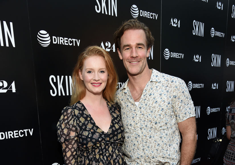 James Van Der Beek & Wife Kimberly Expecting Baby #6